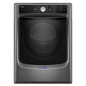 Maytag 7.4-Cu Ft Stackable Gas Dryer (Metallic Slate) Mgd...