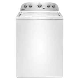 Whirlpool 3.5-Cu Ft Top-Load Washer (White) - While Suppl...