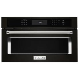 KitchenAid 1.4-Cu Ft Built-In Convection Microwave With S...
