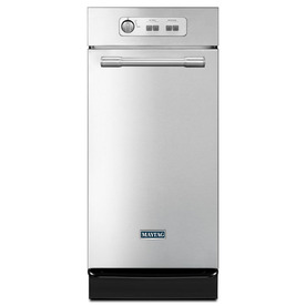 Maytag 15-In Stainless Steel Undercounter Trash Compactor...