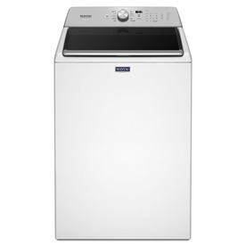 Maytag 4.7-Cu Ft High-Efficiency Top-Load Washer (White) ...