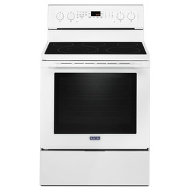 Maytag Smooth Surface Freestanding 5-Element 6.4-Cu Ft Se...