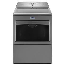 Maytag 7.4-Cu Ft Gas Dryer (Metallic Slate) Mgdb765fc