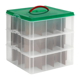 Shop Snapware 3 Pack Clear Totes With Latching Lids At