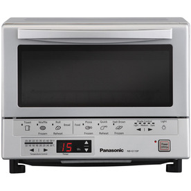 Panasonic 4-Slice Gray Toaster Oven Nb-G110p