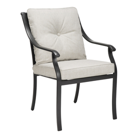 Display Product Reviews For Elliot Creek Set Of 4 Stackable Steel Dining  Chairs With Gray Cushions