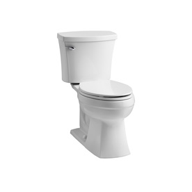 Shop Kohler Elliston White 1 28 Gpf 4 85 Lpf 12 Rough In
