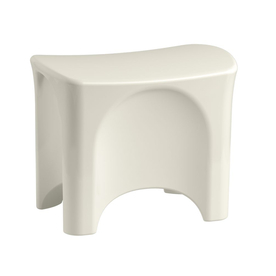 Sterling Biscuit Composite Freestanding Shower Seat 72186...