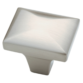 Display Product Reviews For Satin Nickel Square Cabinet Knob