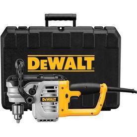 DeWALT 11-Amp 1/2-In Keyed Corded Drill With Case Dwd460k
