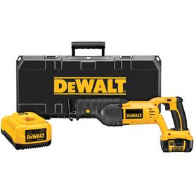 DeWALT 18-Volt Variable Speed Cordless Reciprocating Saw ...