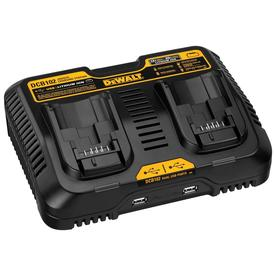 DeWALT 20-Volt Max Power Tool Battery Charger Dcb102