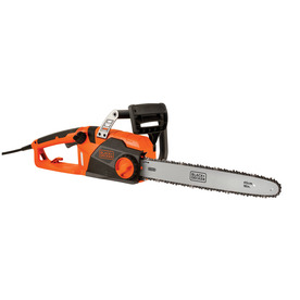 Black & Decker 15-Amp 18-In Corded Electric Chainsaw Cs1518