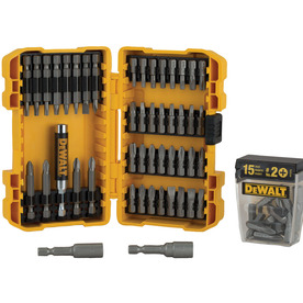 Dewalt 62-Piece Screwdriver Bit Set