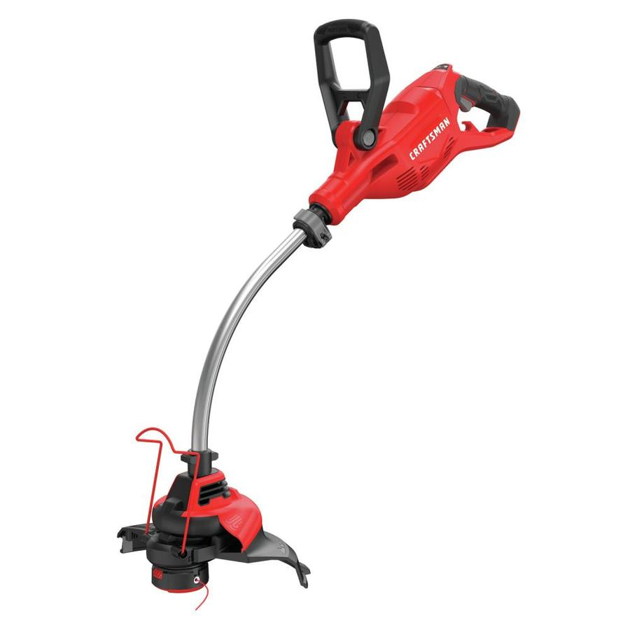 CRAFTSMAN 8.5-Amp 14-in Corded Electric String Trimmer | CMESTHOS912