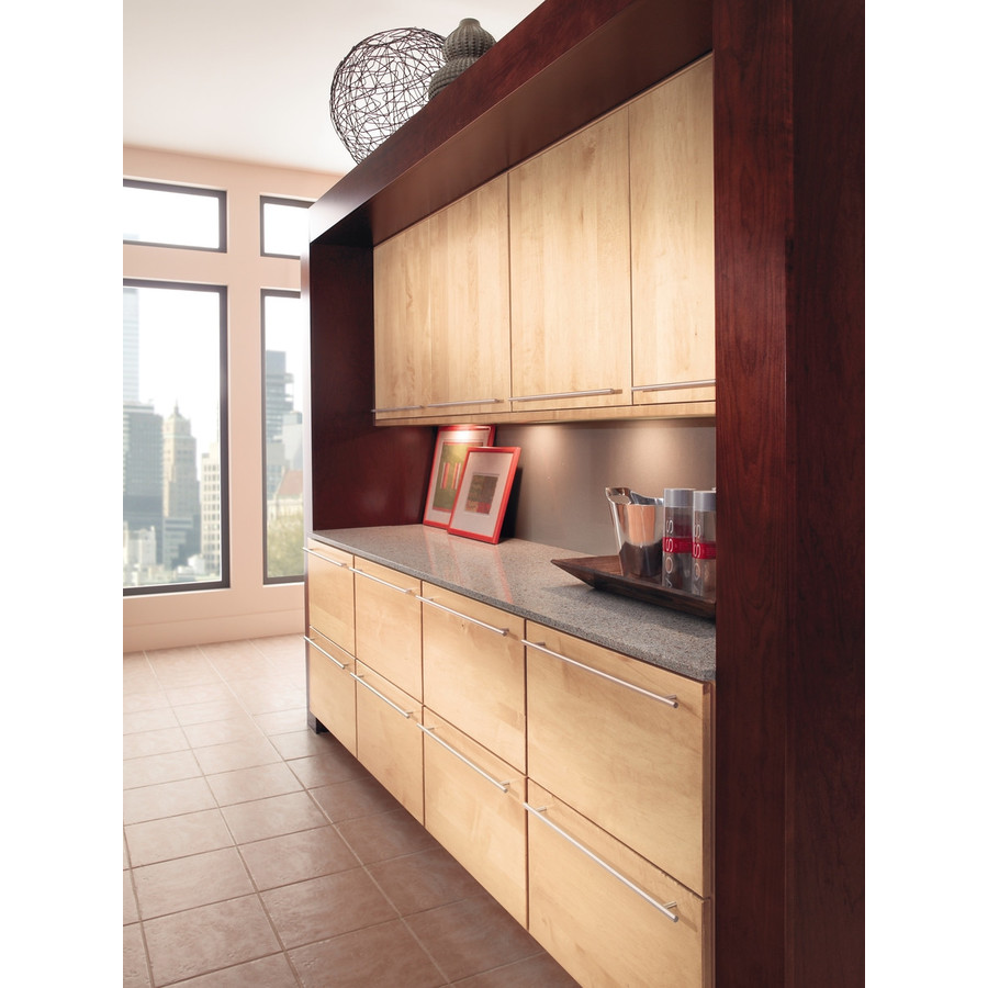 Kraftmaid Malibu Maple Natural 15 In X 15 In Natural Stained Maple Slab Cabinet Sample In The Kitchen Cabinet Samples Department At Lowes Com