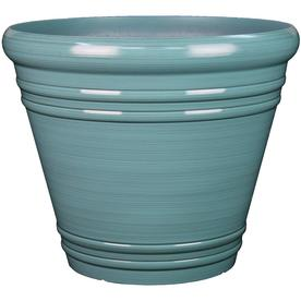Display product reviews for 11.06-in W x 9.72-in H Spa Blue Resin  sc 1 st  Lowe\u0027s & Pots \u0026 Planters at Lowes.com