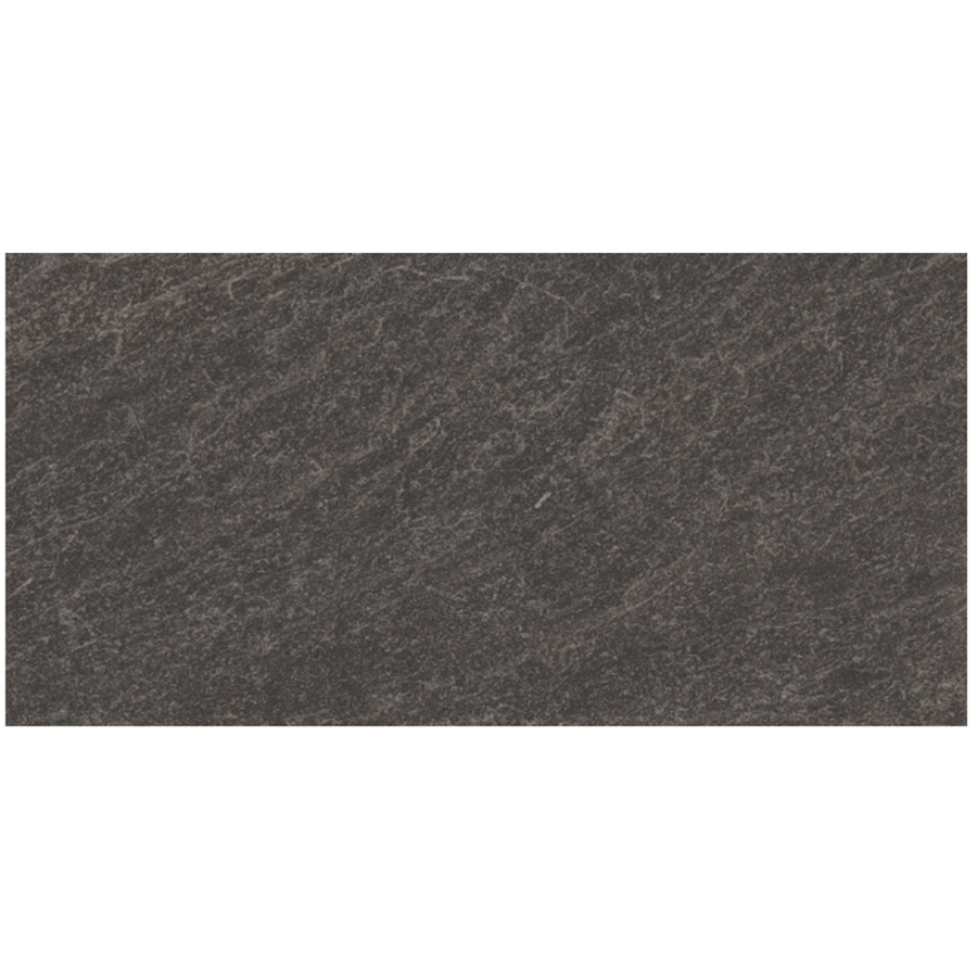 Style Selections Galvano Charcoal Porcelain Granite Floor And Wall Tile Common 12 In