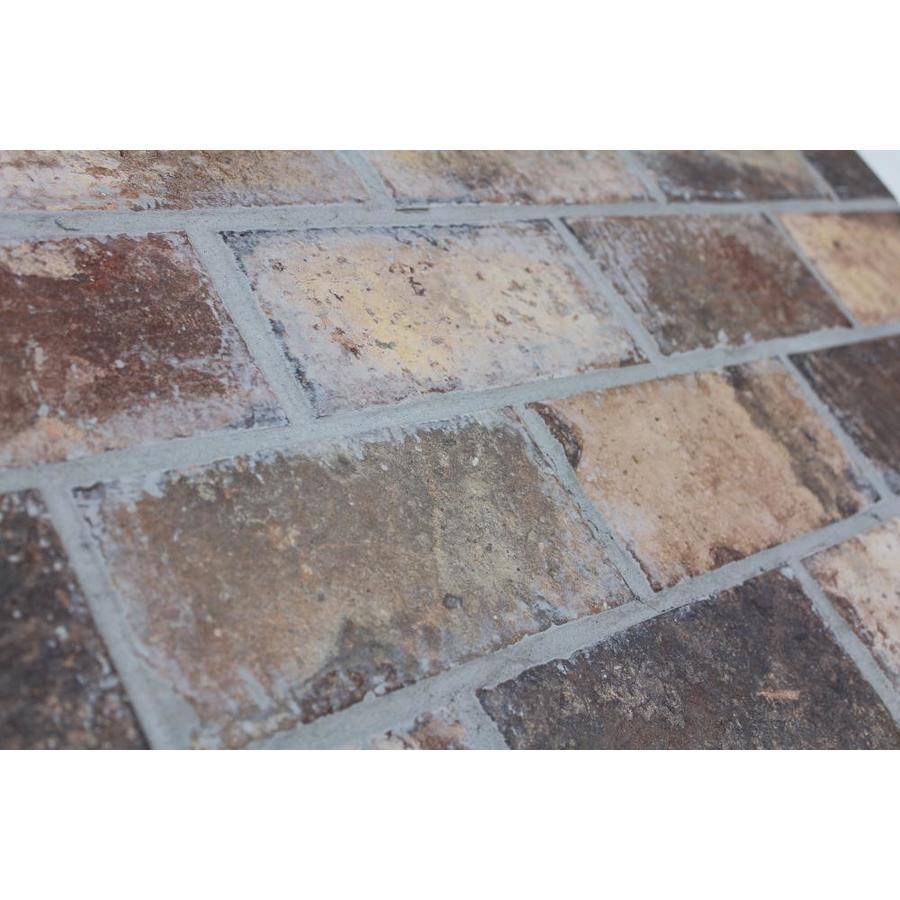 - Style Selections Broadmeadow Brick Broadmeadow Brick 4-in X 8-in