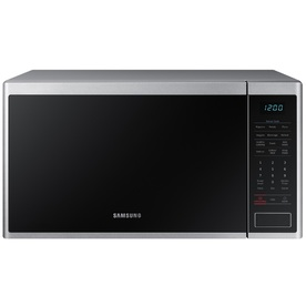 Samsung 1.4-cu ft 1000-Watt Countertop Microwave (Stainless Steel) MS14K6000AS