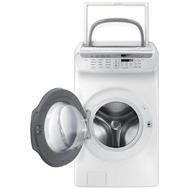 4c78a362dfa Display product reviews for FlexWash 5.5 Total-cu ft High Efficiency Front-Load  Washer