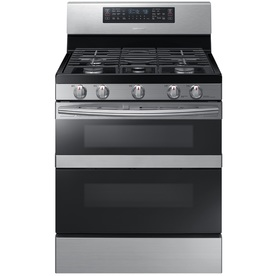 Display Product Reviews For Flex Duo 5 Burner Freestanding 8 Cu Ft Convection Gas