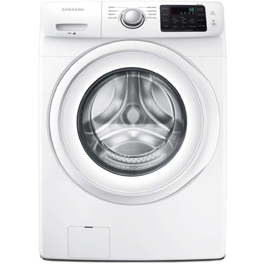 Shop Samsung 4 2 Cu Ft High Efficiency Front Load Washer