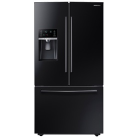 Samsung 22.5-Cu Ft Counter-Depth French Door Refrigerator...