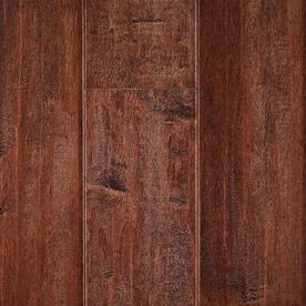 Mullican Hardwood Flooring Oakmont 5-In Cappuccino Maple ...