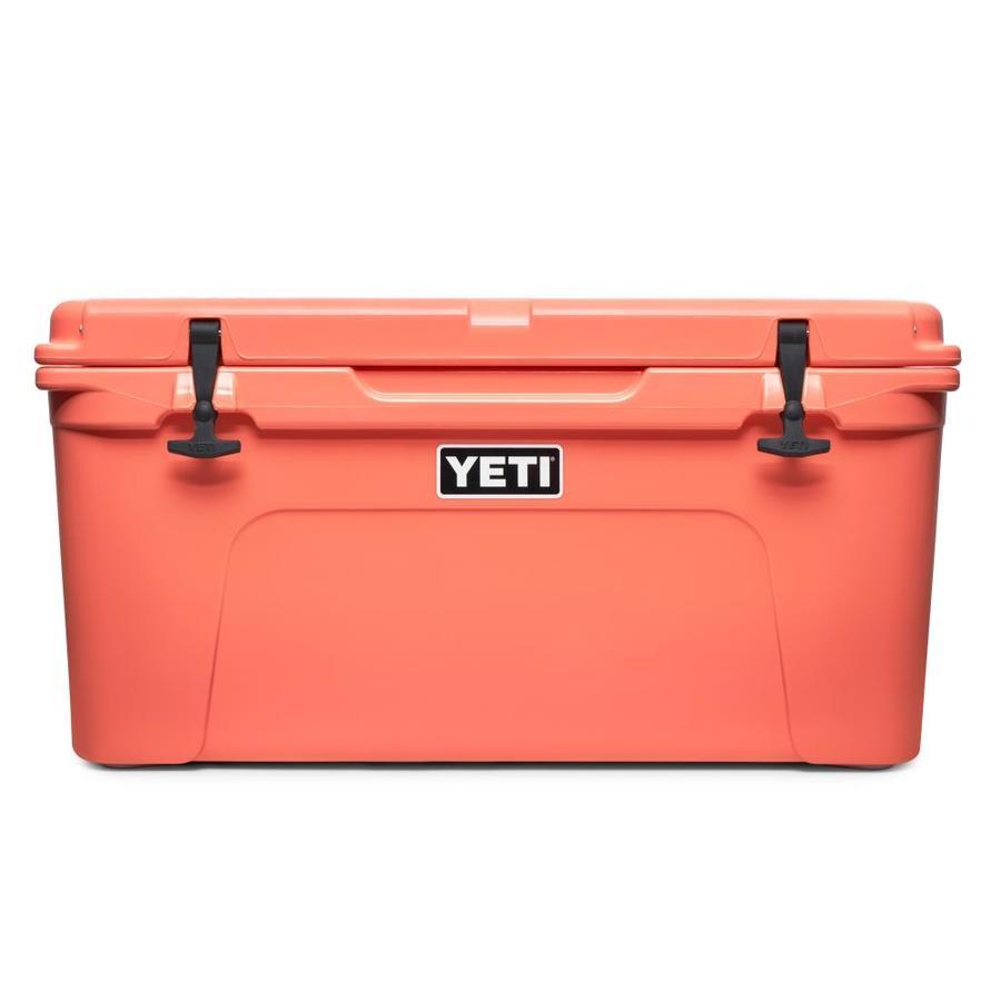 YETI Tundra 65 Insulated Chest Cooler Rubber in Orange | 10065140000