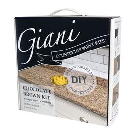 Giani Countertop Transformations Chocolate Brown High-Glo...