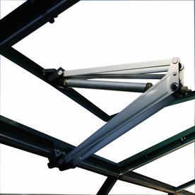 Hobbygrower 1.3125-Ft L X 0.229-Ft W X 0.166-Ft H Metal A...