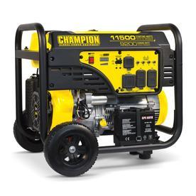 Display Product Reviews For 9200 Running Watt Gasoline Portable Generator