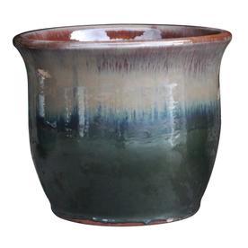 Display Product Reviews For 7 2 In X 9 Merlot Lake Ceramic Planter