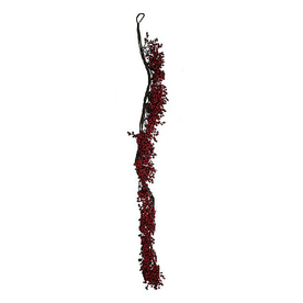Northlight 8-in x 5-ft Berry Artificial Christmas Garland ATG10979242