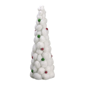 Northlight Allstate Floral And Craft Christmas Tree Atg10...