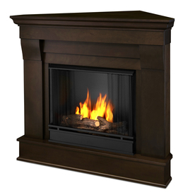 Real Flame 40.9-In Gel Fuel Fireplace 5950-Dw