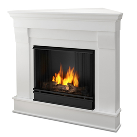 Real Flame 40.9-In Gel Fuel Fireplace 5950-W