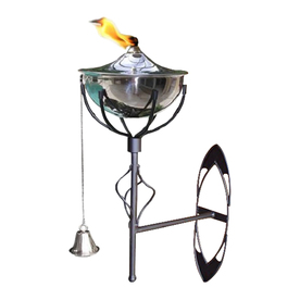 Legends Direct Maui 16-In Smooth Nickel Steel Citronella ...
